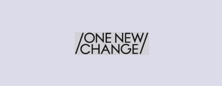 One New Change