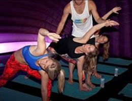 Hotpod Yoga: Join the City Centre Sensation