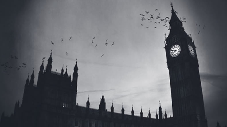 Most haunted locations in london for Haunted hotels in london