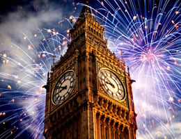 Best Alternative Places To View London NYE Fireworks