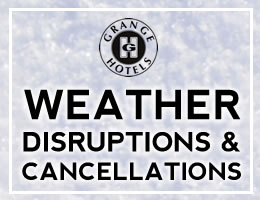Weather Disruptions & Cancellations