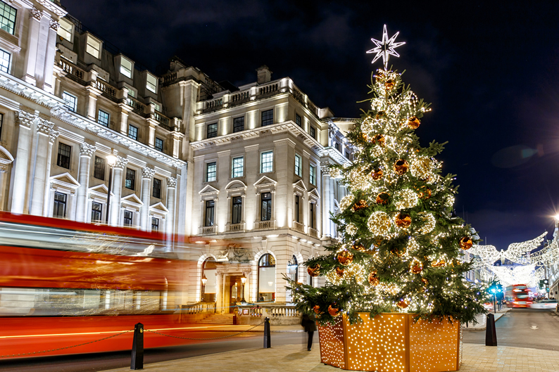 The Best London Christmas Events 2018