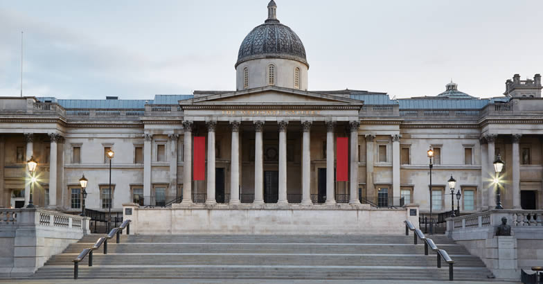1. The National Gallery