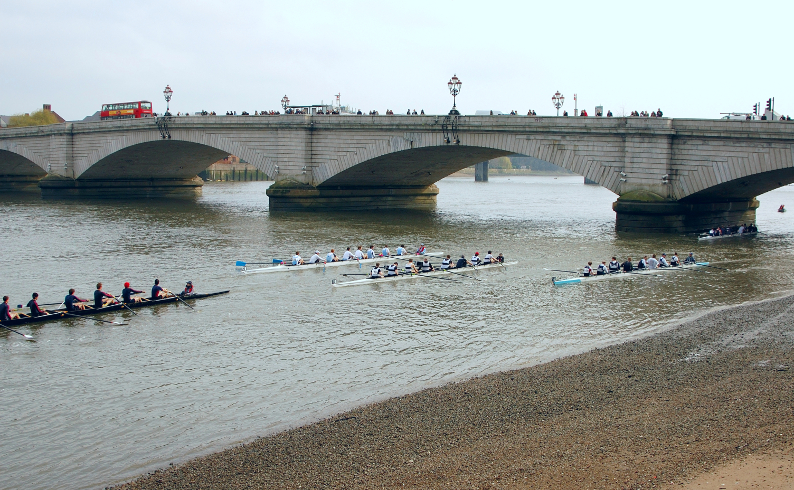 The Head of the River Race Course