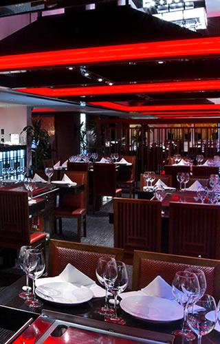 Benihana Restaurant Grange St Paul S London Japanese