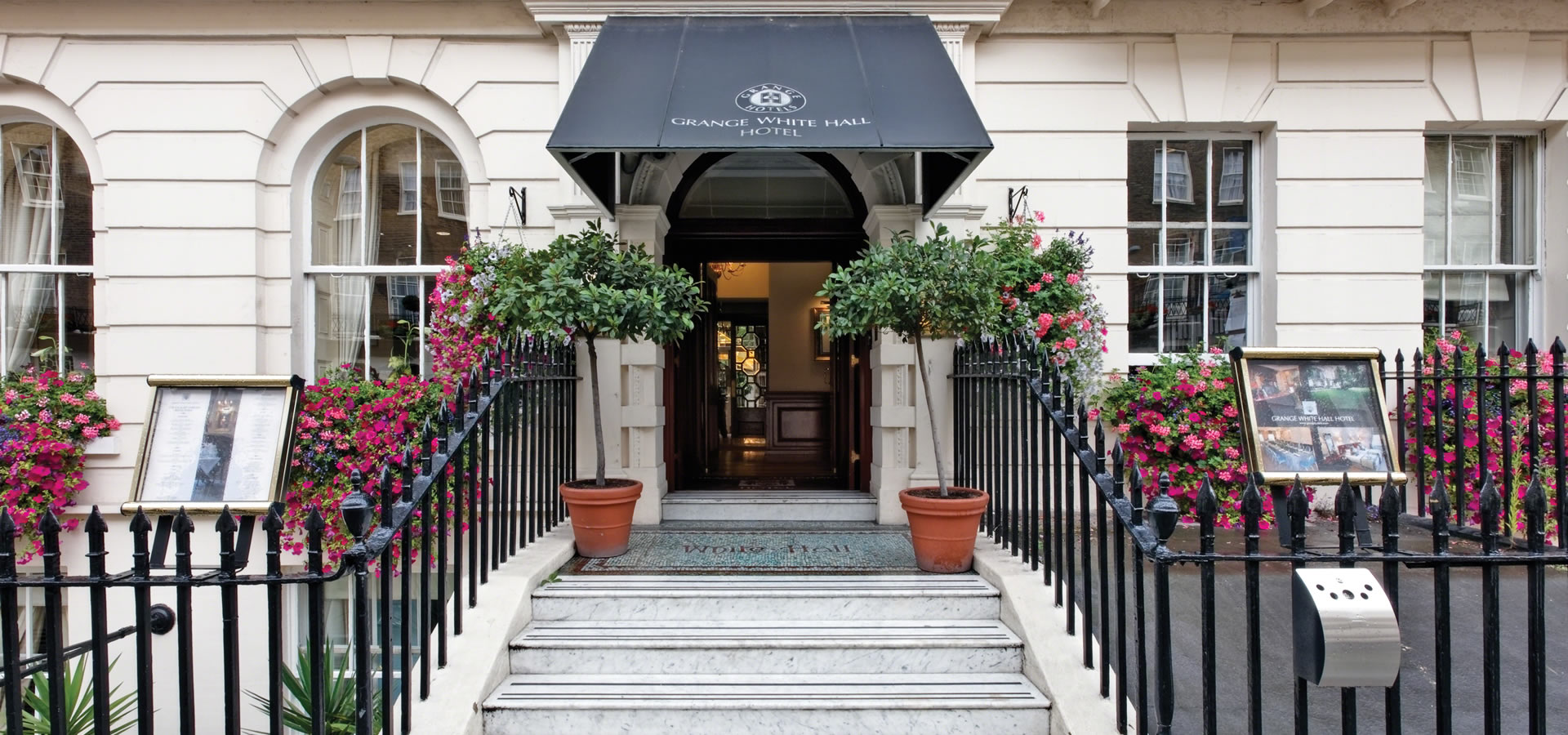 Hotel Georgian House Londra grange white hall hotel | 4 star boutique hotel bloomsbury