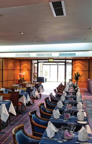Ascot Restaurants Breakfast