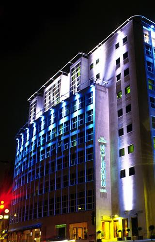 External View Of Grange Holborn Hotel