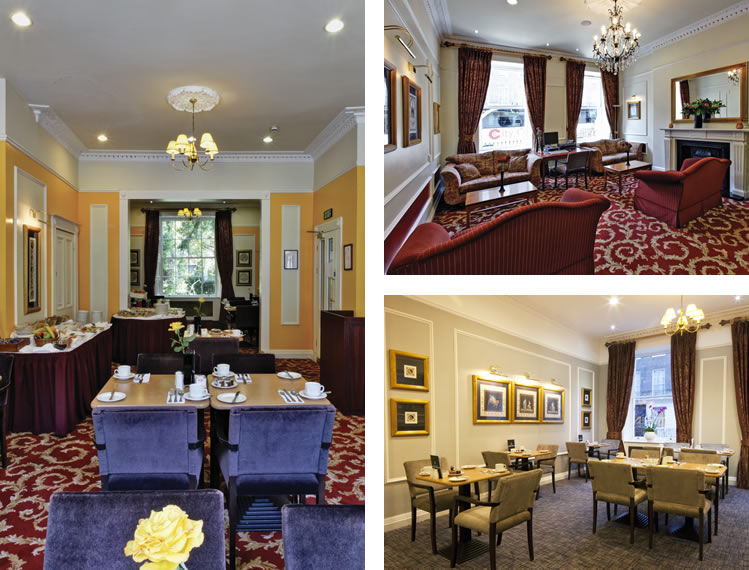 Lancaster Garden Walk: Boutique Hotel Near Covent Garden
